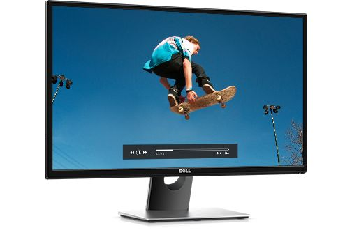 مانیتور دل مدل Dell LED SE2717H سایز 27 اینچ