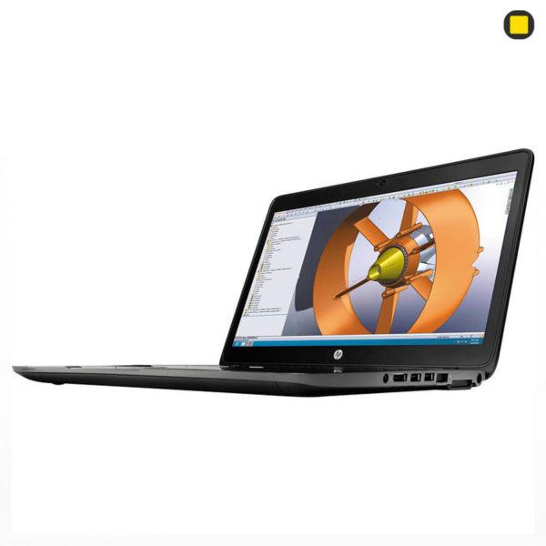 لپتاپ ورکاستیشن اچپی زدبوک HP ZBook 14 G1 Workstation