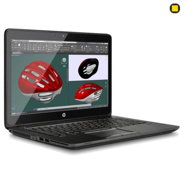 لپتاپ ورکاستیشن اچ پی زدبوک HP ZBook 14 G2 Mobile Workstation