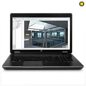 لپتاپ ورکاستیشن اچ پی زدبوک HP ZBook 17 G1 Workstation