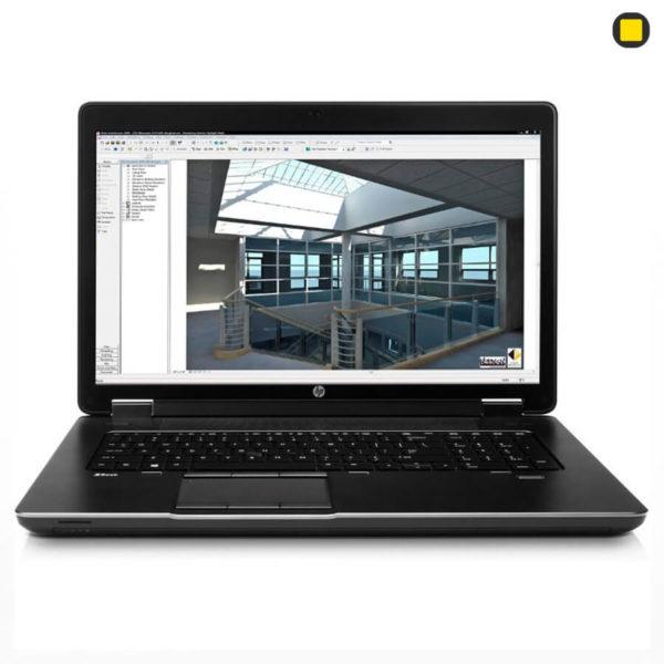 لپ تاپ اچ پی زدبوک HP ZBook 17 G1 i7 K610 Mobile Workstation