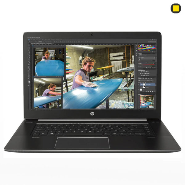 لپتاپ ورکاستیشن اچ پی زدبوک HP ZBook Studio G3 Mobile Workstation