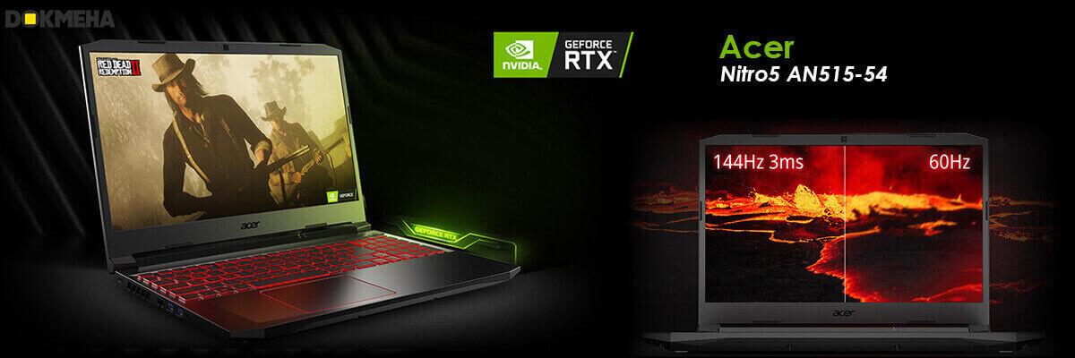 لپتاپ گیمینگ ایسر Acer nitro5