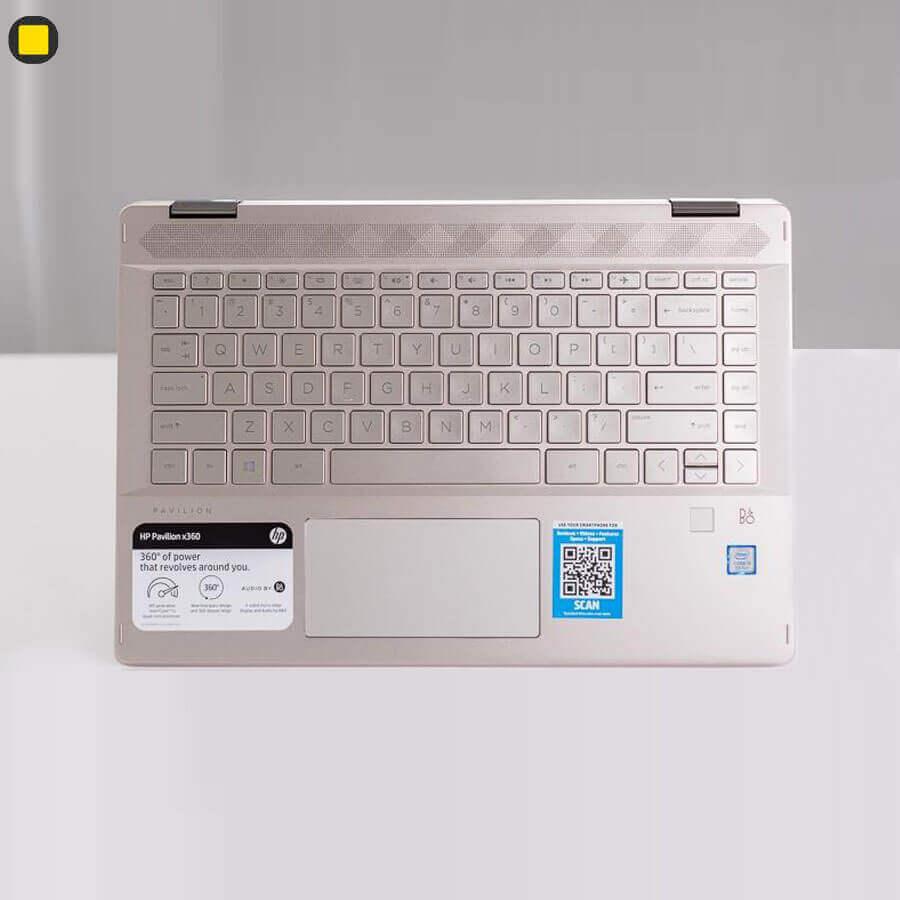 لپ تاپ لمسی HP Pavilion X360 14