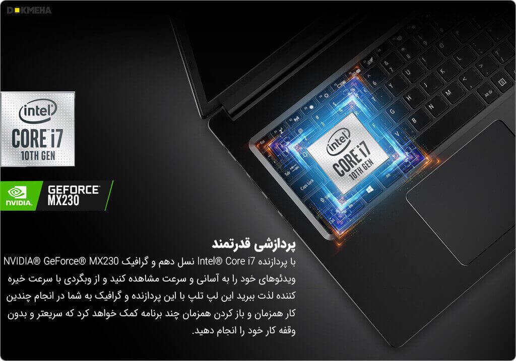 لپ تاپ ایسر Acer Aspire 3-A315-55G