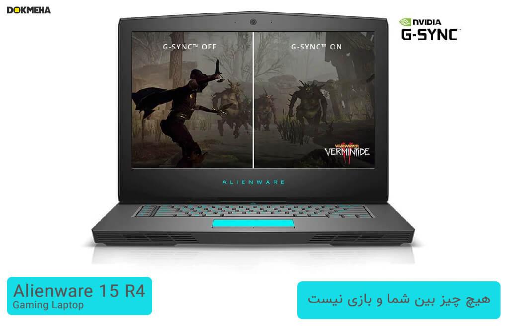 لپ تاپ گیمینگ الین ویر Alienware 15 R4 Gaming