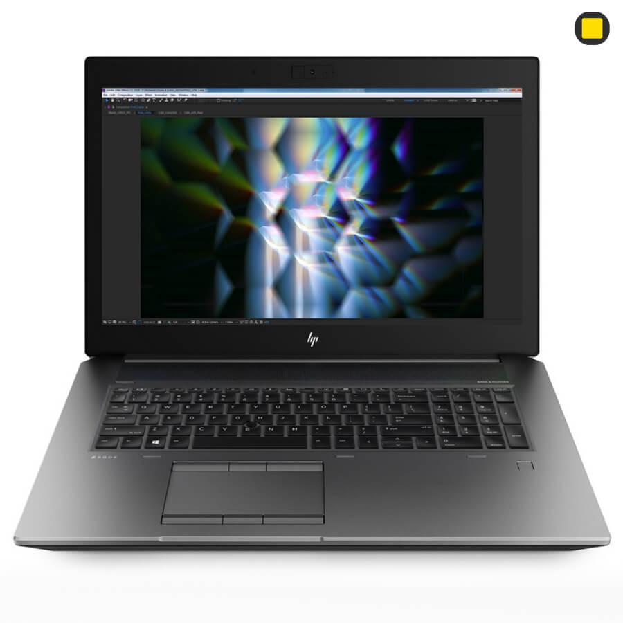 لپتاپ ورکاستیشن اچ پی زدبوک HP ZBook 17 G6