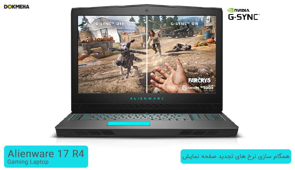 لپ تاپ گیمینگ الین ویر Alienware 17 R4 Gaming