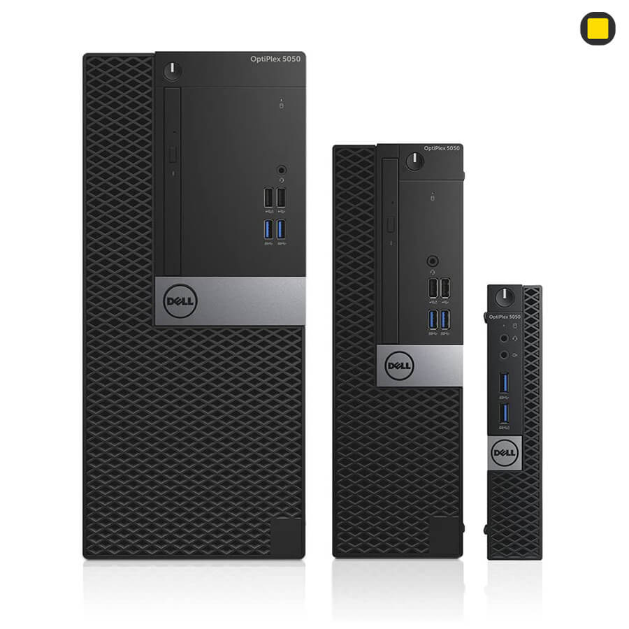 کیس دل اپتیپلکس Dell OptiPlex 5050 Tower-SFF-Micro
