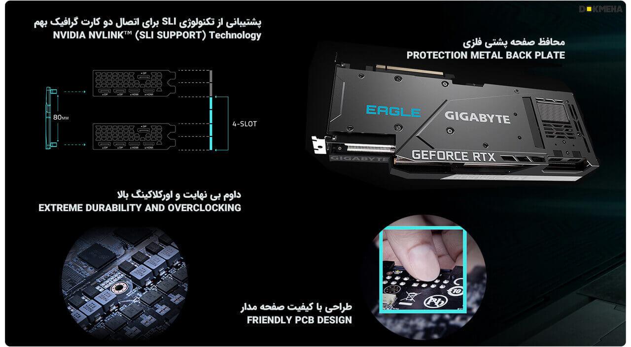 GeForce RTX 3090 EAGLE OC 24GB