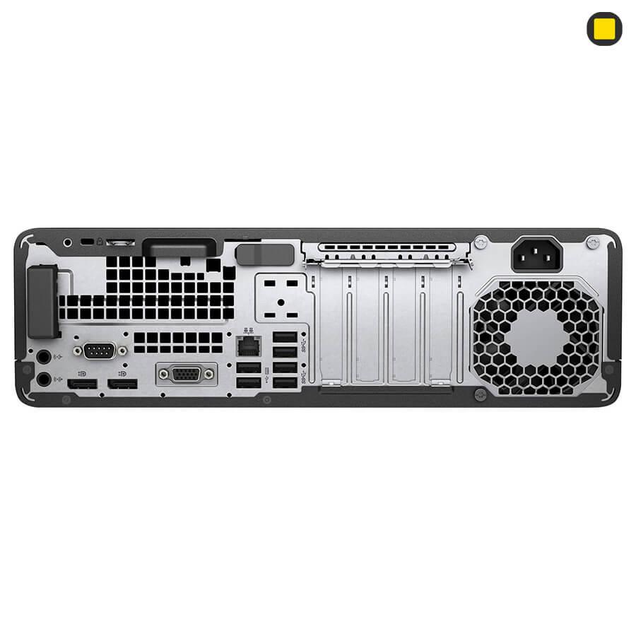 کیس اچ پی الیتدسک HP EliteDesk 800 G3 Small Form Factor PC