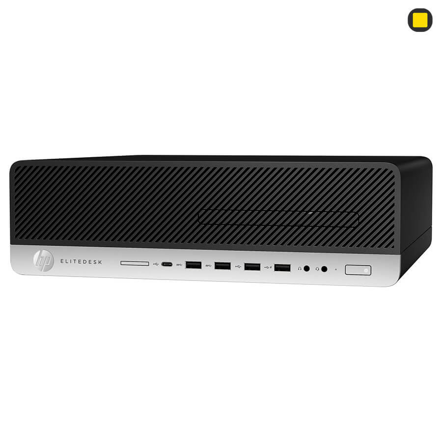 کیس اچ پی الیت‌دسک HP EliteDesk 800 G4 Small Form Factor PC