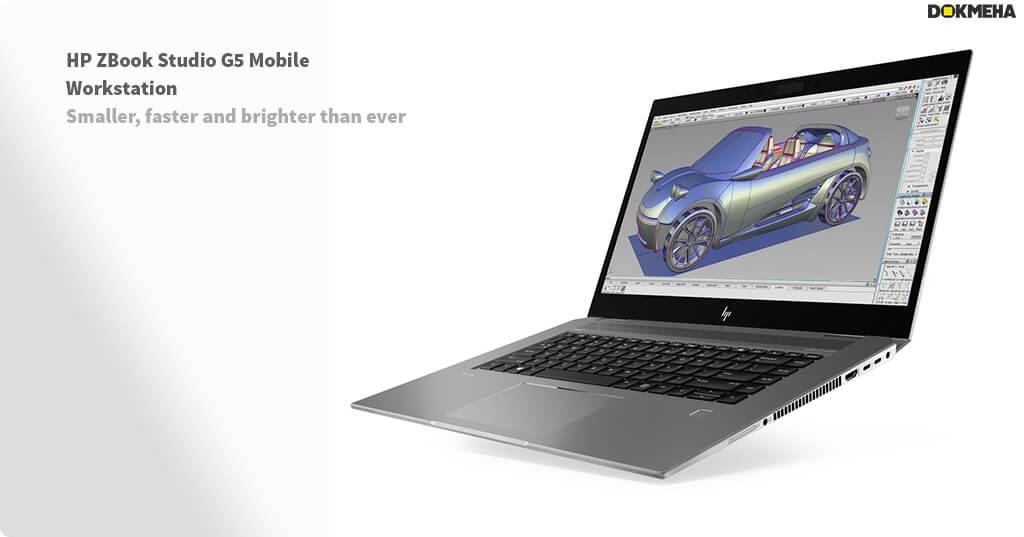 HP Zbook Studio G5 15 Mobile Workstation