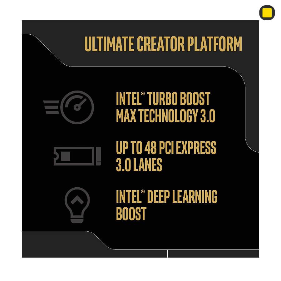 سی پی یو اینتل Intel Core i9-10980XE Extreme Edition Processor