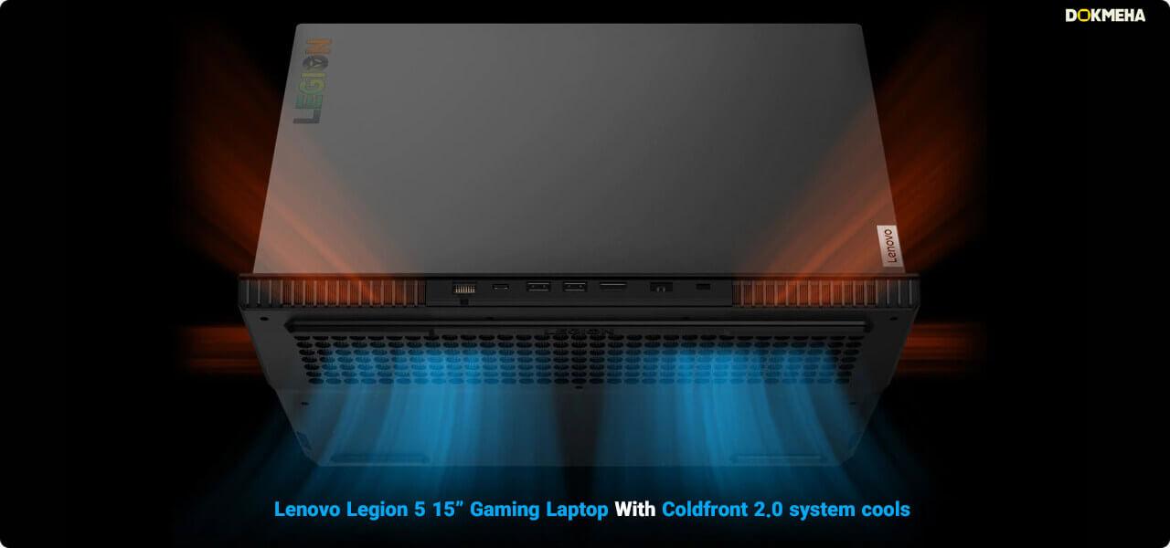 لپ تاپ گیمینگ لنوو لژیون 5