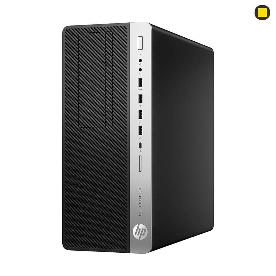 کیس اچ پی الیتدسک HP EliteDesk 800 G4 Tower PC