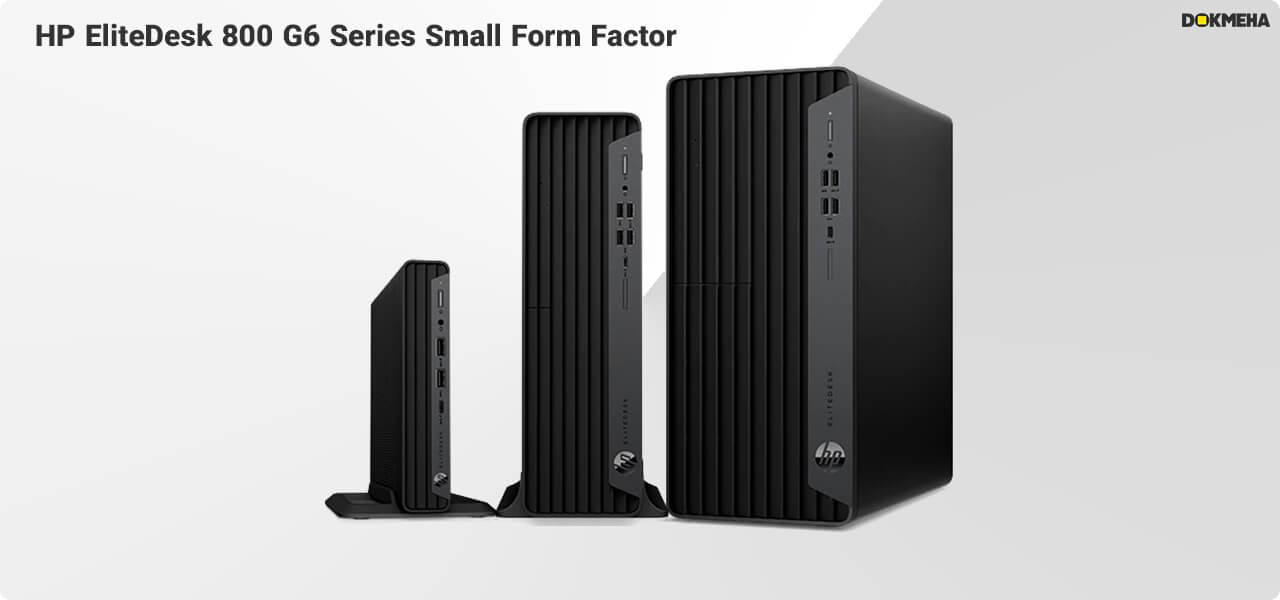 کیس دسکتاپ HP EliteDesk 800 G6 SFF