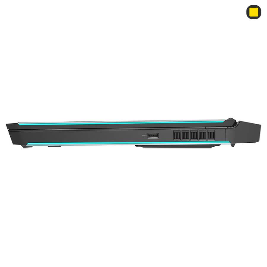 لپ تاپ گیمینگ الین ویر Alienware 17 R5 Gaming نمای سمت راست