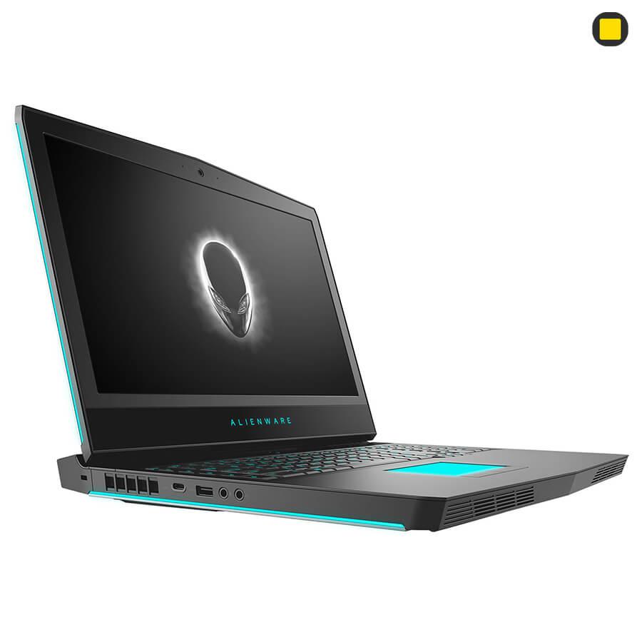لپ تاپ گیمینگ الین ویر Alienware 17 R5 Gaming نمای جانبی سمت چپ