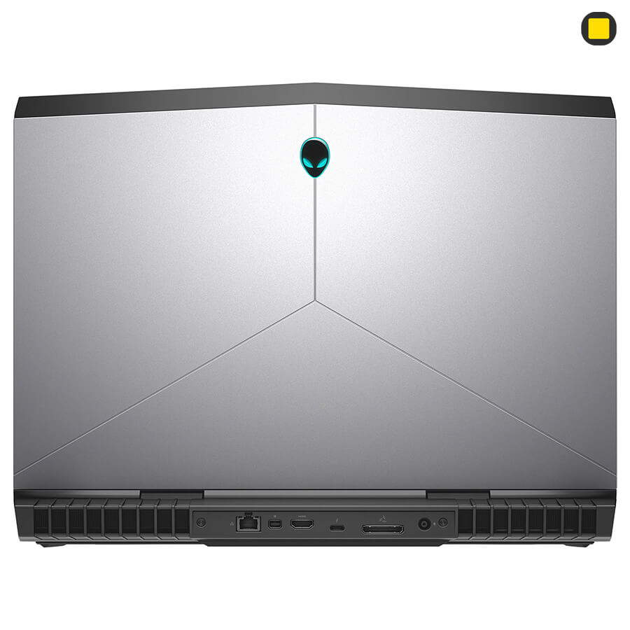 لپ تاپ گیمینگ الین ویر Alienware 17 R5 Gaming نمای پشت