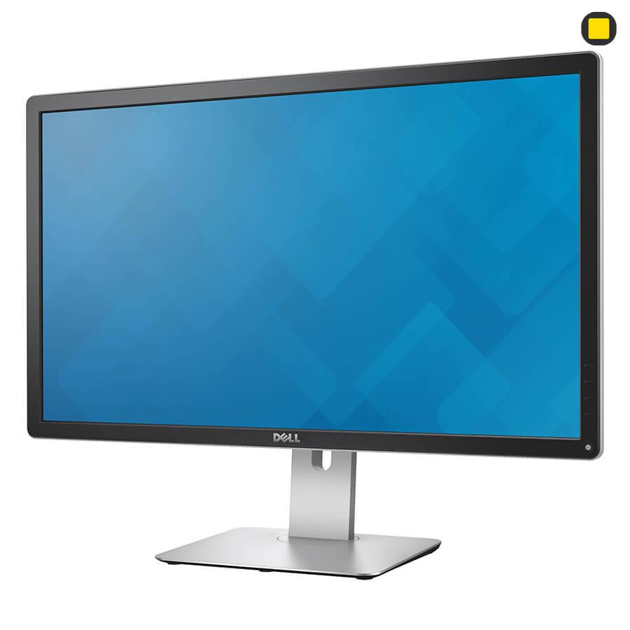 مانیتور دل 27 اینچ Dell P2715Q UHD 4K نمای جانبی راست روبرو