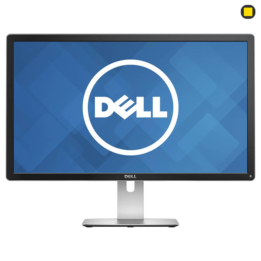 مانیتور دل 27 اینچ Dell P2715Q UHD 4K نمای روبرو