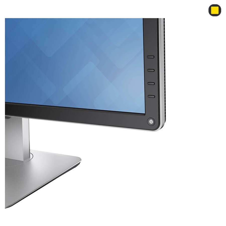 مانیتور دل 27 اینچ Dell P2715Q UHD 4K نمای دکمه پاور