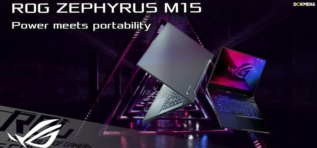 لپ تاپ ایسوس Asus ROG Zephyrus M15-GU502LU