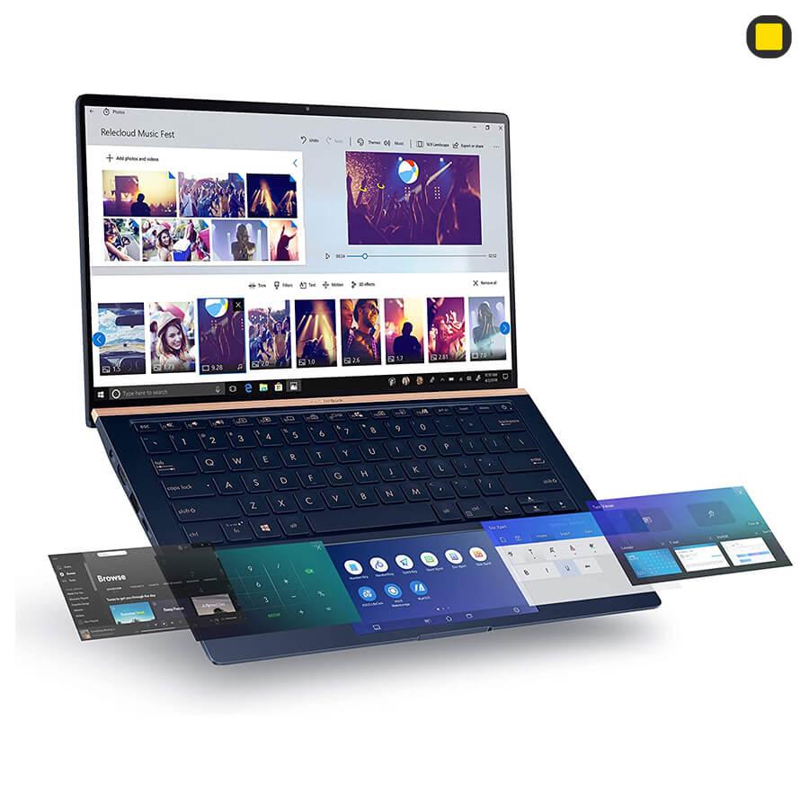 لپ تاپ ایسوس زن بوک ASUS ZenBook 14 UX434
