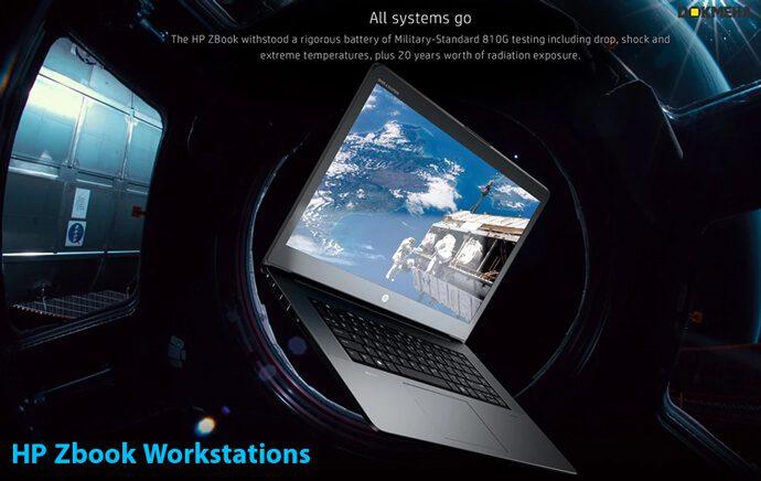 لپ تاپ ورک استیشن اچ پی