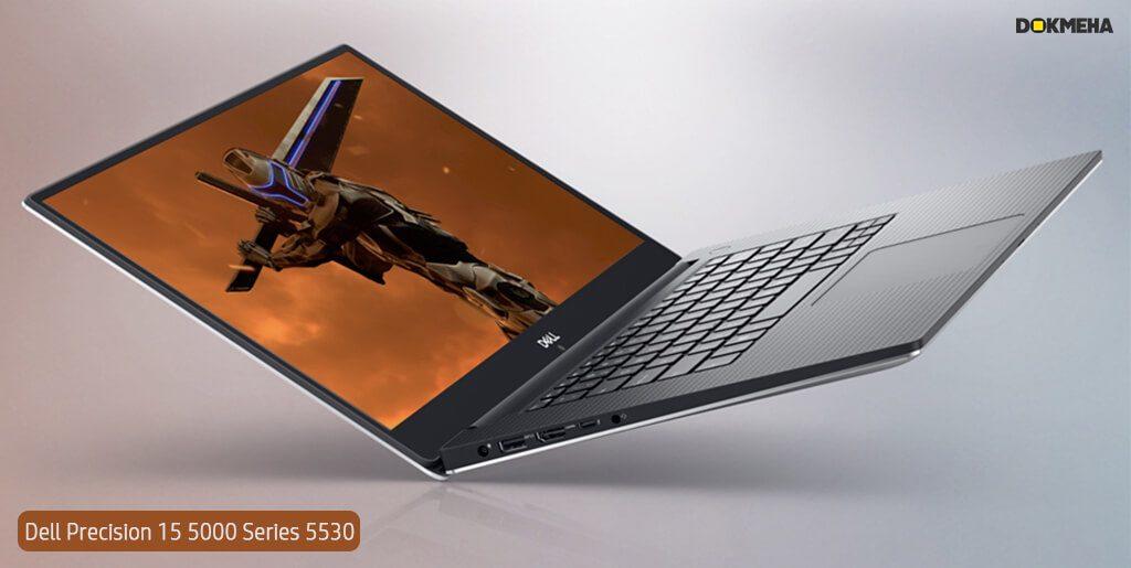 لپ تاپ ورک استیشن دل پرسیشن Dell Precision 15 5530 نمای معلق
