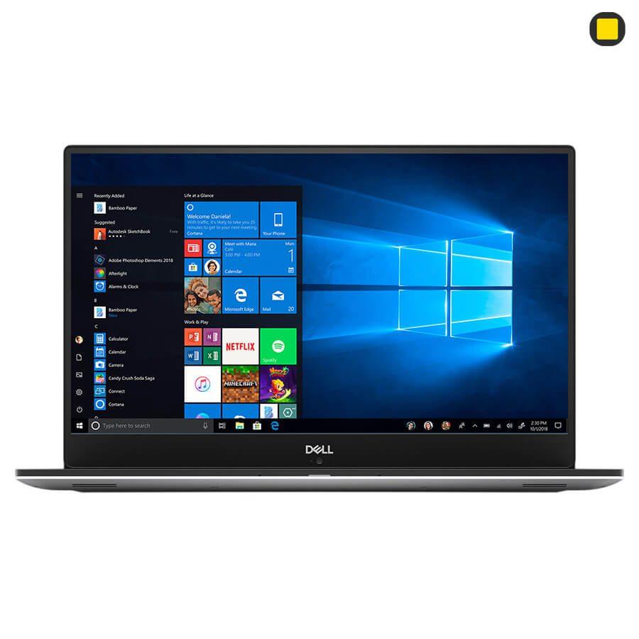 لپ تاپ ورک استیشن دل پرسیشن Dell Precision 15 5530 نمای روبرو