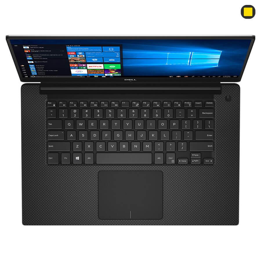 لپ تاپ ورک استیشن دل پرسیشن Dell Precision 15 5530 نمای بالا کیبورد