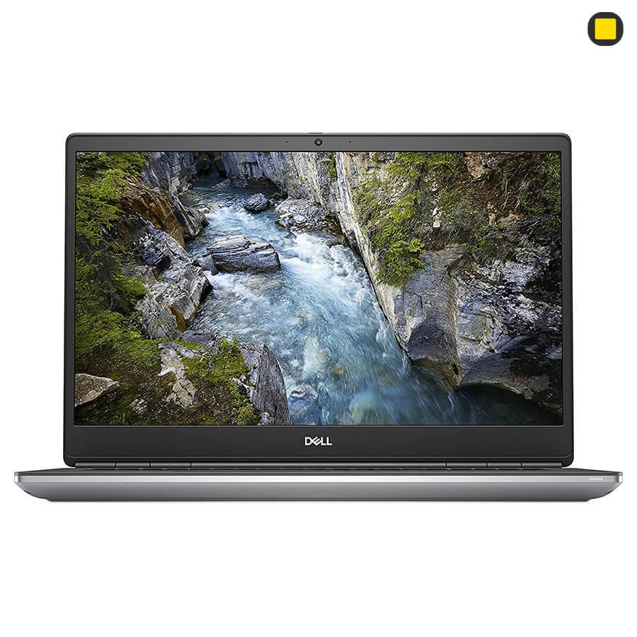 لپ تاپ ورک استیشن دل پرسیشن Dell Precision 17 7750 نمای روبرو