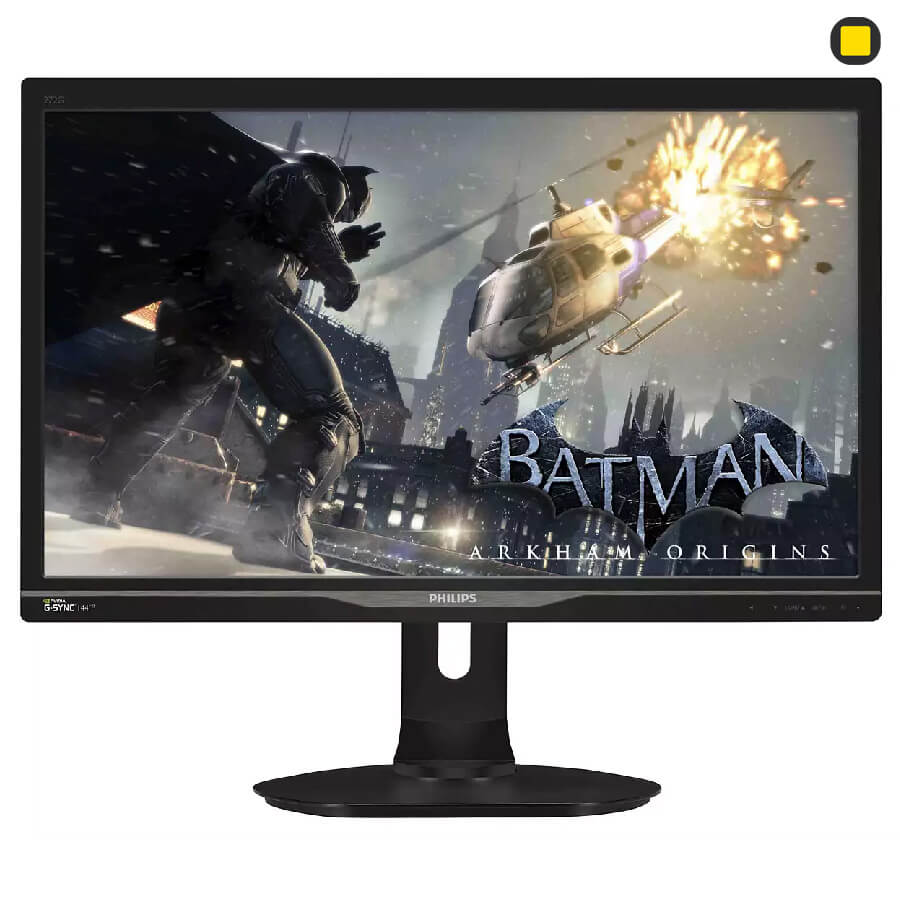 مانیتور گیمینگ فیلیپس ۲۷ اینچی philips-Gaming-Monitor-27-inch-fhd-272g5 نمای روبرو