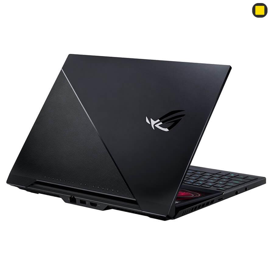 لپ تاپ گیمینگ ASUS ROG Zephyrus Duo 15 SE GX551QM