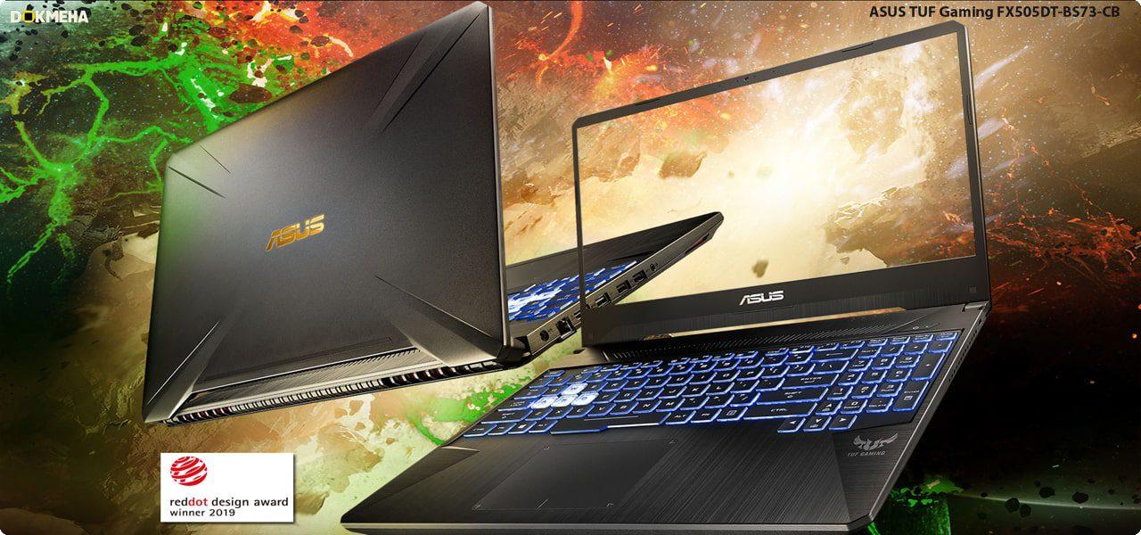 لپ تاپ ایسوس ASUS TUF Gaming FX505DT