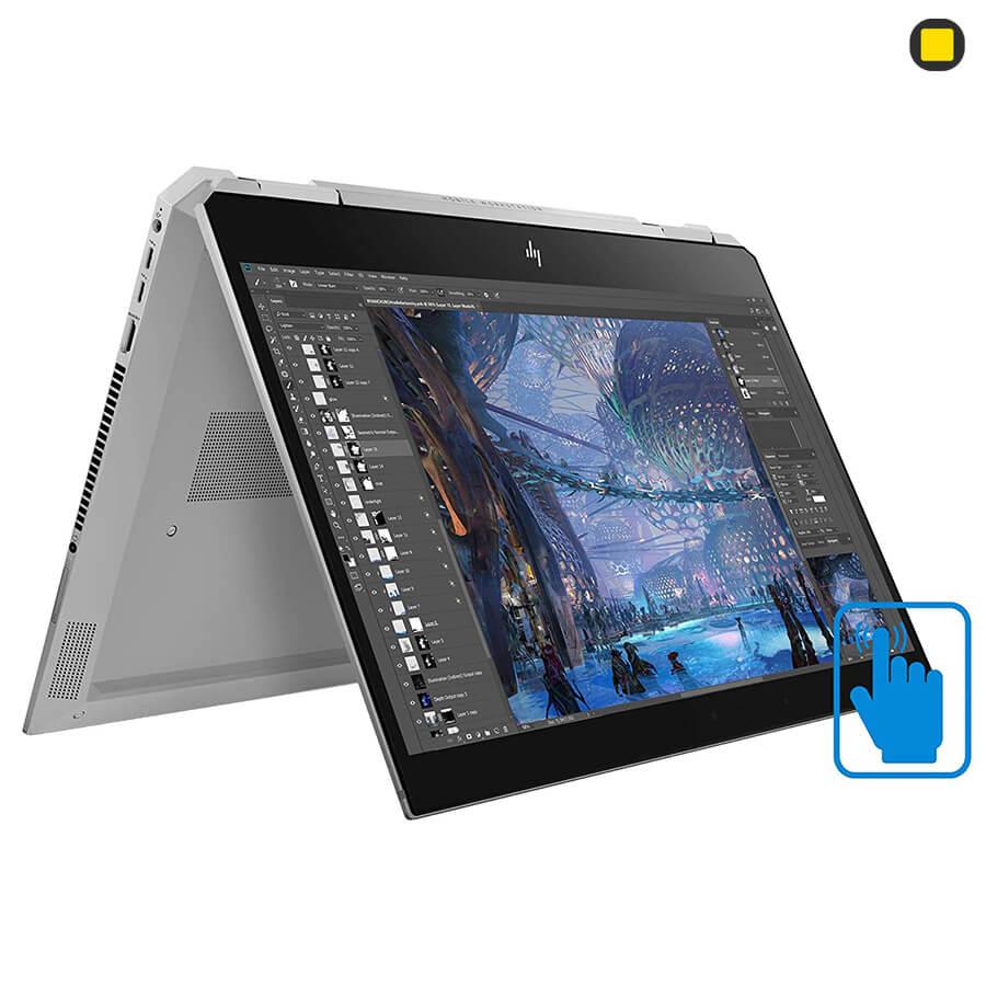 لپ تاپ ورک استیشن اچ پی زدبوک HP ZBook Studio x360 G5 Convertible تاچ