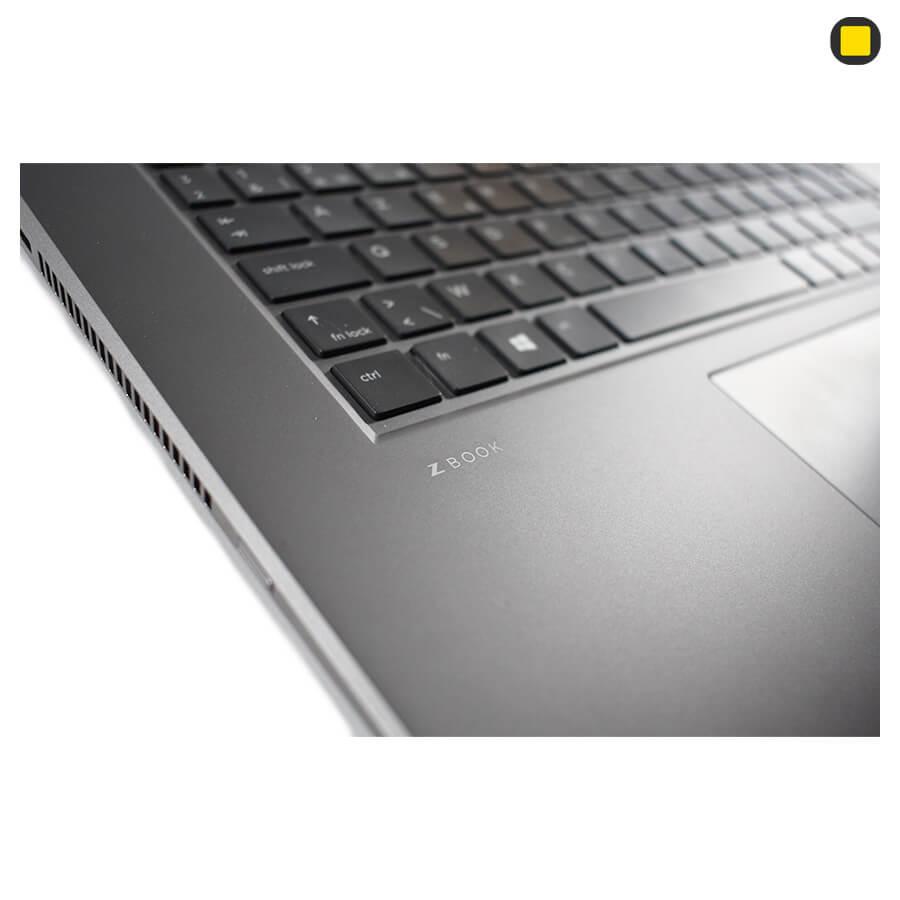 لپ تاپ ورک استیشن اچ پی زدبوک HP ZBook Studio x360 G5 Convertible نام و کیبورد زدبوک