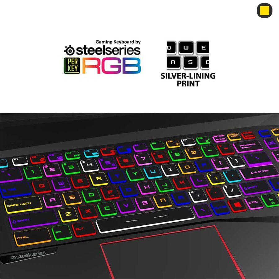 لپ تاپ گیمینگ MSI GE75 Raider 10SF-446US