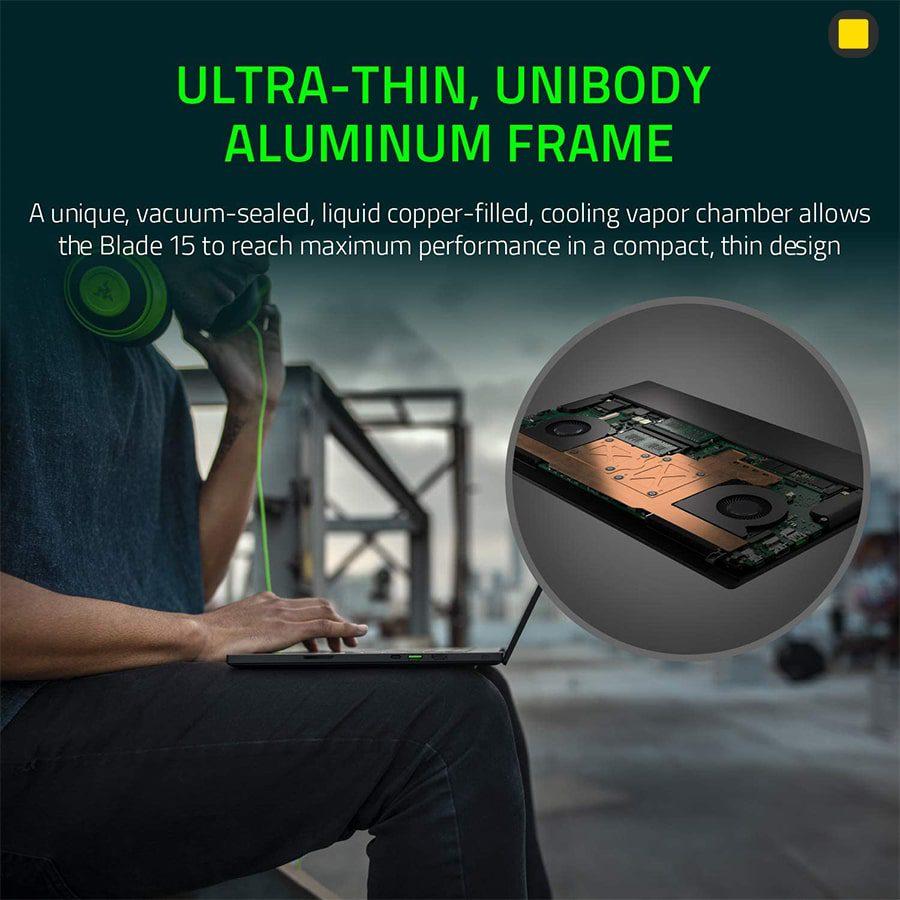 لپ تاپ گیمینگ Razer Blade 15 Advanced RZ09-0330